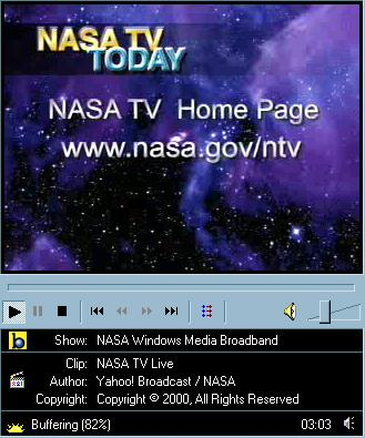 nasa tv channel line up - photo #17