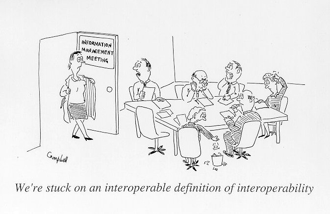 cartoon on interoperability