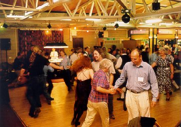 conference barn-dance