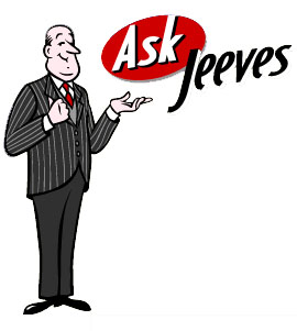Ask Jeeves Logo