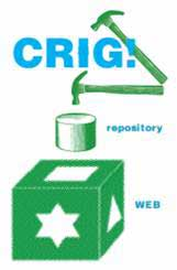screenshot (5KB) : Figure 5 : The graphic for Common Repositories Interface Group (CRIG)