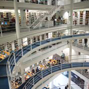 LSE Library (Photo courtesy of Simon Lamb, University of Hull.)