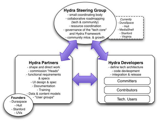 Figure 2: Hydra community structure